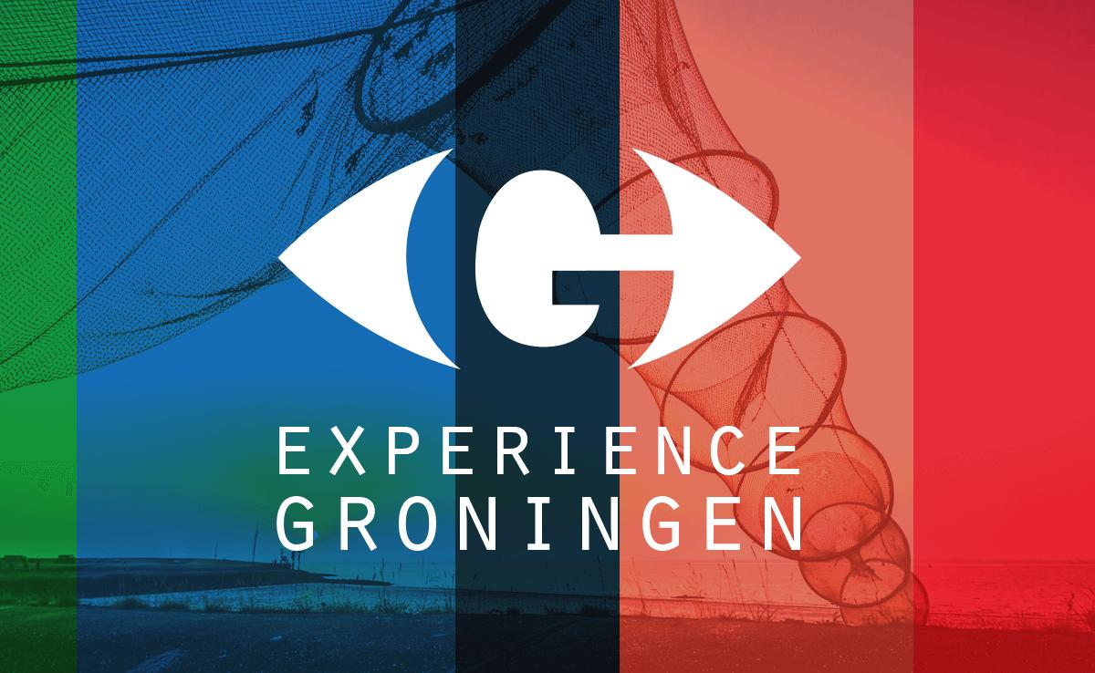 Experience Groningen logo en huisstijl