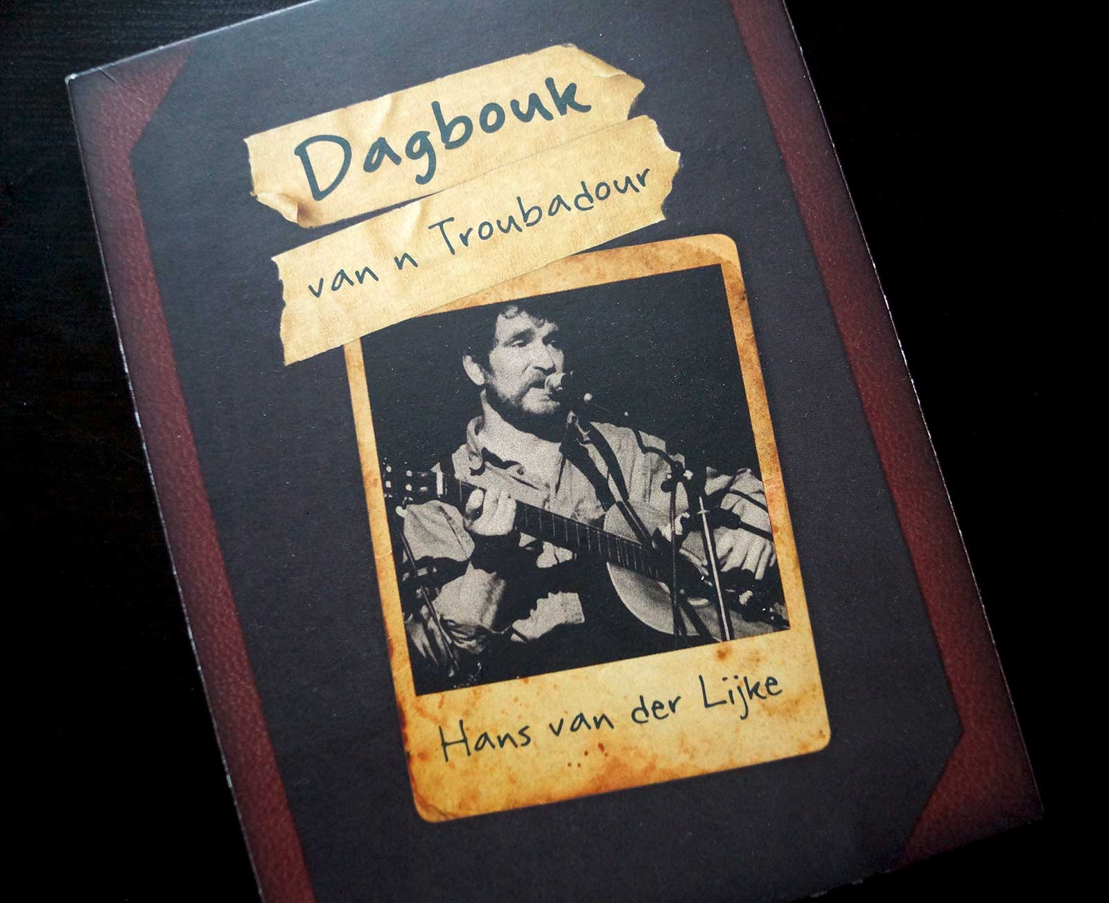 Foto voorkant CD Dagbouk