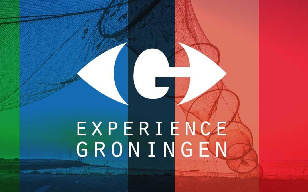 Experience Groningen – Logo en huisstijl ontwerp