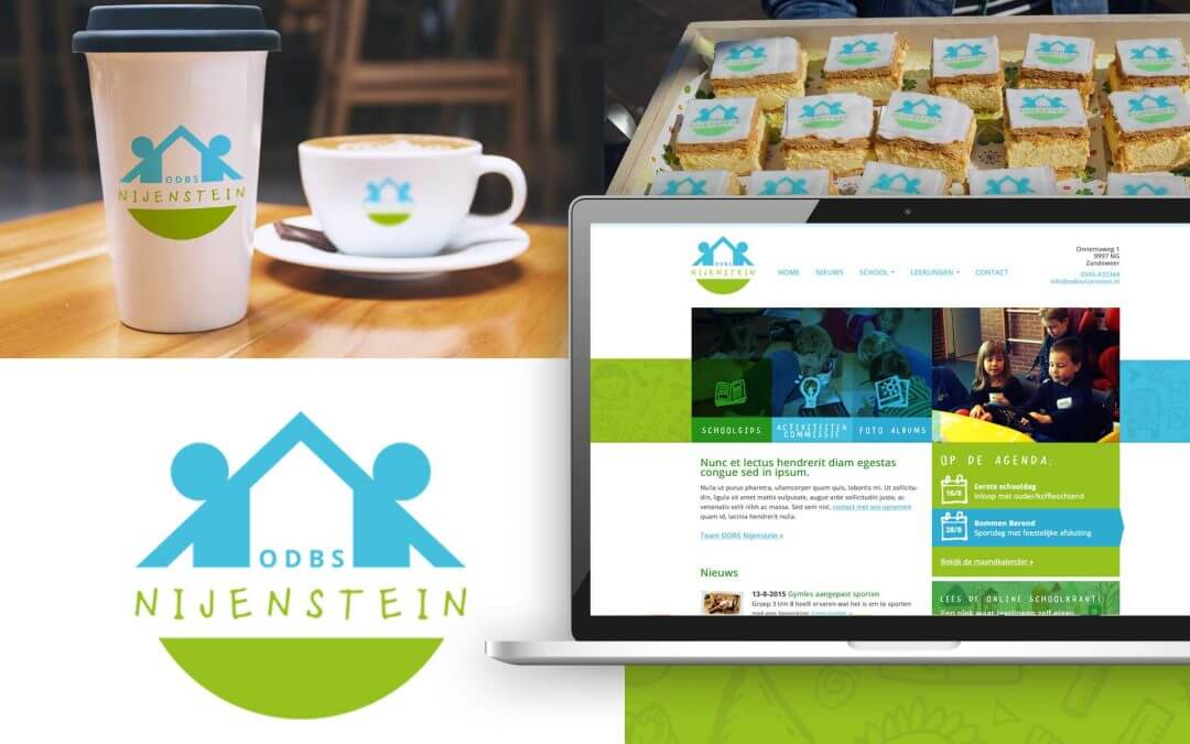 ODBS Nijenstein – Logo, Huisttijl en Webdesign
