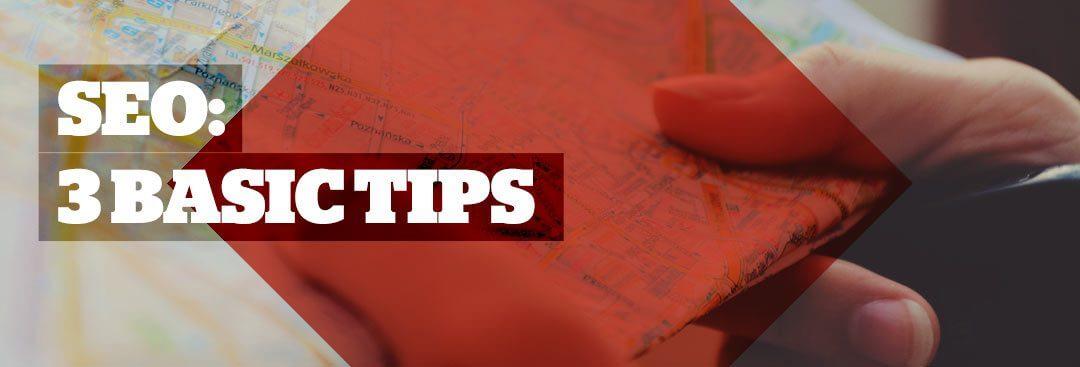 3 zaken die je goed regelt voordat je begint met SEO