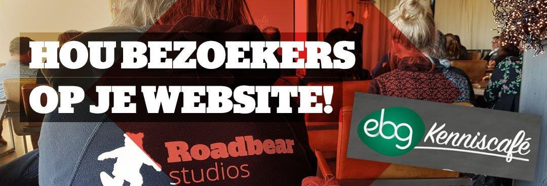 Hoe hou je bezoekers vast op je website?