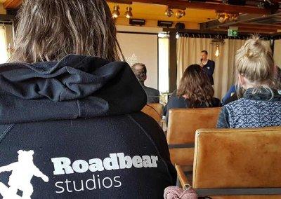 Roadbear's Vita als Expert op het kenniscafe
