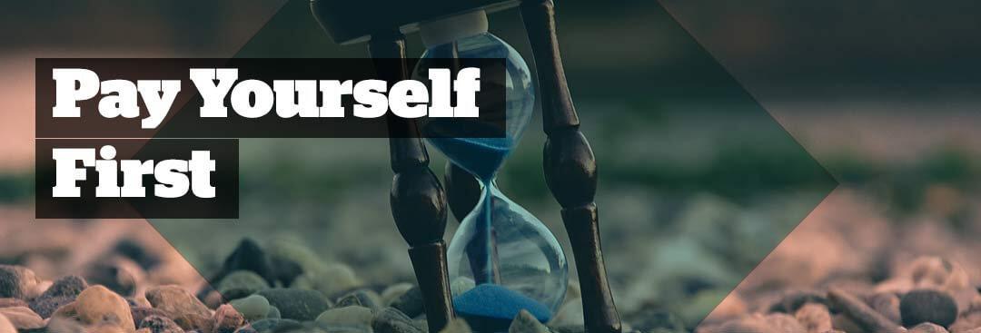 """Het """"Pay Yourself First"""" principe voor creatieve ondernemers"""