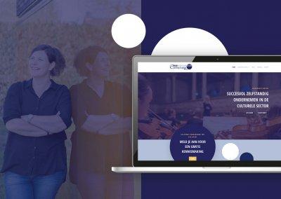 Responsive WordPress Website – Carin Brenninkmeijer