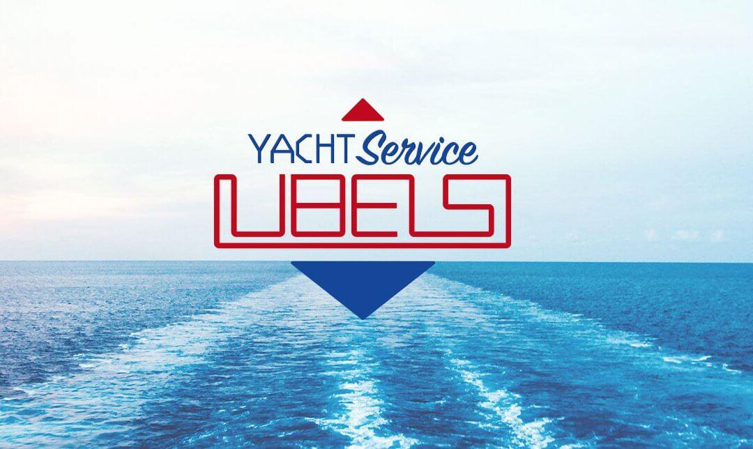 Logo, Huisstijl & Website Yacht Service Ubels