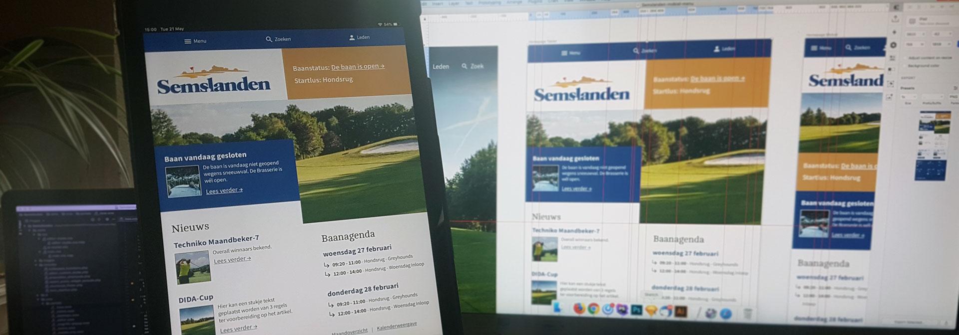 Ruiter Fotografie - Nieuwe responsive website