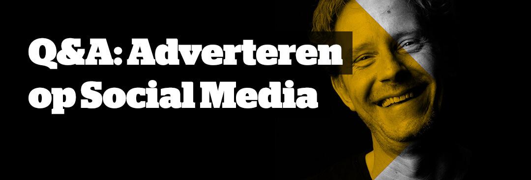 Q&A: Robin de Boer Madspider - headerfoto